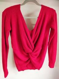 Casaco novo de lã