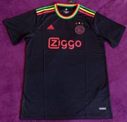 Camisa Ajax Reggae (disponível: GG)