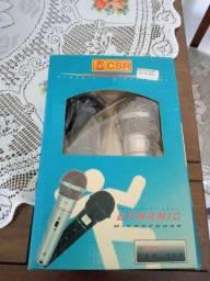 Vendo Microfones