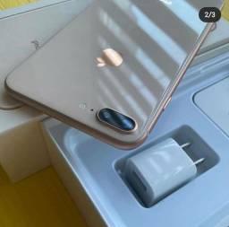 Iphone 8 Plus 64 gigas parcelo 12x