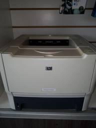 Impressora LaserJet P2014 de Toner