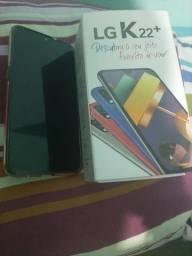 LG K22+