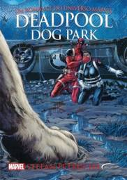 "Livro ""Deadpool: Dog Park"" - Volume 9"