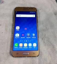 Samsung J5 16GB acompanha carregador