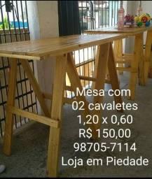 Mesa-Cavaletes Nova