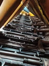 Plataforma para milho metalc
