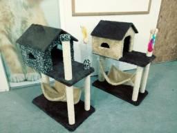 Título do anúncio: Arranhador de gato novo Nação pet