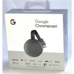 Cromecast Chromecast 3 Hdmi Original 1080p