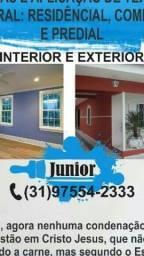 Textura projetada predial,residencial ,comercial. Pinturas em geral