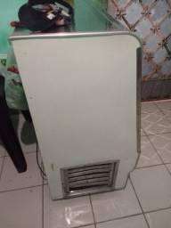 Freezer expositor tipo vitrine