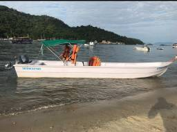 Taxi boat 7,2m 9+1 motor 20HP 4t 2016