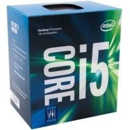 Processador intel i5 7600k