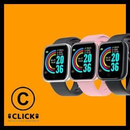 Relógio Smartwatch D20 Bluetooth - PRODUTO NOVO