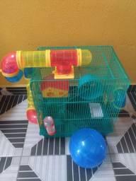 Gaiola Ramster (Hamster)