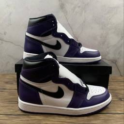 Air Jordan 1 Court Purple OG High