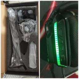 G633 + microfone condensador
