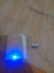 Cartão micro  SD 128 giga mais fone bluetooth