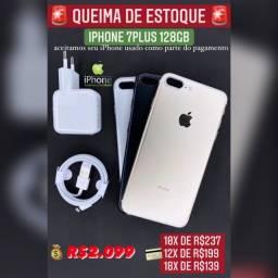 iPhone 7plus 128gb super oferta