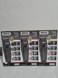 Máquina de cortar cabelo wahl easy cut barbeiro salão curso