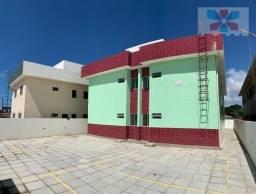 Título do anúncio: Apartamento com 2 qts, varanda, nascente, à venda por R$ 150.000 - Janga - Paulista/PE