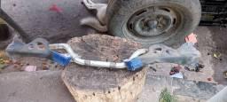 Guidão de bros original mais protetor de mão