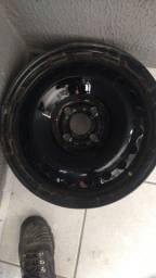 Roda de ferro de GM ou gol ou Fiat aro 15