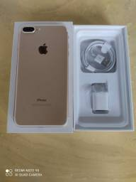 Iphone 7 plus 32 Gb Gold - Seminovo