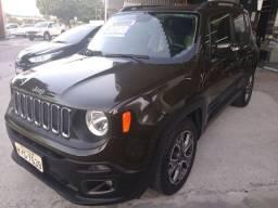 Jeep Renegade Longitude 1.8 Flex 2018  Automático Único dono