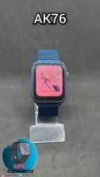 Smartwatch gamer AK76 azul - Produto novo