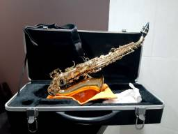 Sax Soprano Curvo Waldman - Sopranino