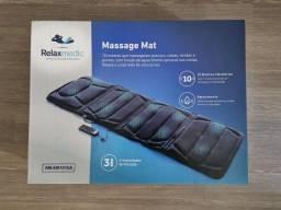 Esteira Massageadora Com Aquecimento Relaxmedic 10 Motores