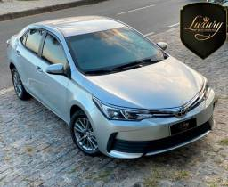 Toyota Corolla 2019 GLi Blindado Prata