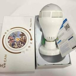 Lâmpada Câmera de monitoramento 360