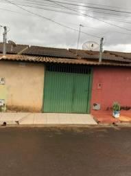 Vendo ágio de casa com 3 quartos no Valparaiso, nas Chácaras Anhanguera