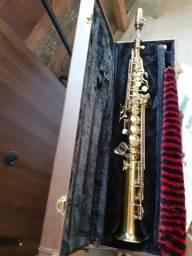 Sax soprano americano
