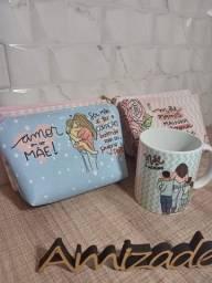 Caneca Dia das Mães Porcelana Personalizadas Premium AAA+