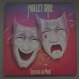 Oferta!! Lp Vinil Motley Crue - Theater Of Pain-1985