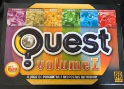 Jogo tabuleiro Quest volume 1