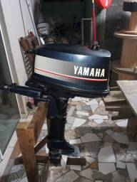 motor de popa 5 hp yamaha