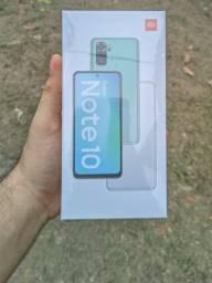Xiaomi redmi note 10 4/64gb (verde) Lançamento