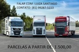 Caminhão Caçamba de Forma Parcelada pelo Consórcio!!