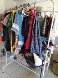 Peças de roupas variadas
