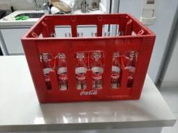 Engradado de Coca-Cola