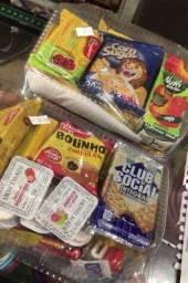 Kit cesta café manhã