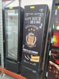 Cervejeira slim 230L melhor preço da região