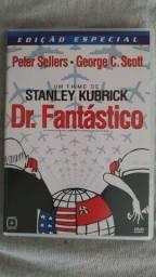 DVD Original filme Dr. Fantástico (Dr. Strangelove) - Stanley Kubrick