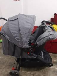 Carrinho e bebê conforto ( juntos ou separados)