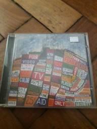 Cd Radiohead Hail to the thielf