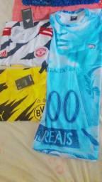Vendo 3 camisas duas no tamonho GG e uma no tamonho M