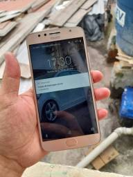 Motorola G5s Plus impecável